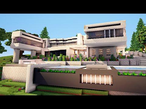 Minecraft maison des abonn s merci fly3r youtube for Minecraft modernes haus download 1 7 2