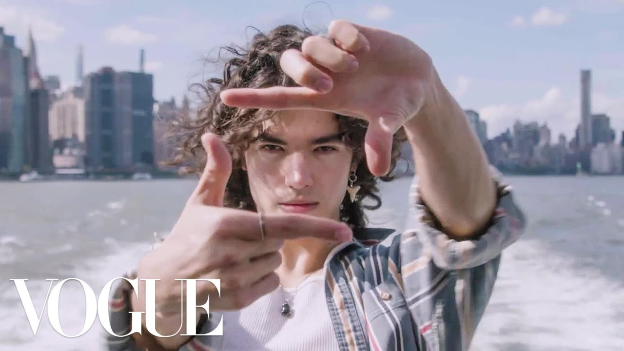 24 Hours With Conan Gray as He Moves to New York | Vogue