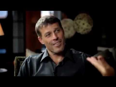 Тони Роббинс - интервью до слёз | Tony Robbins - sad interview