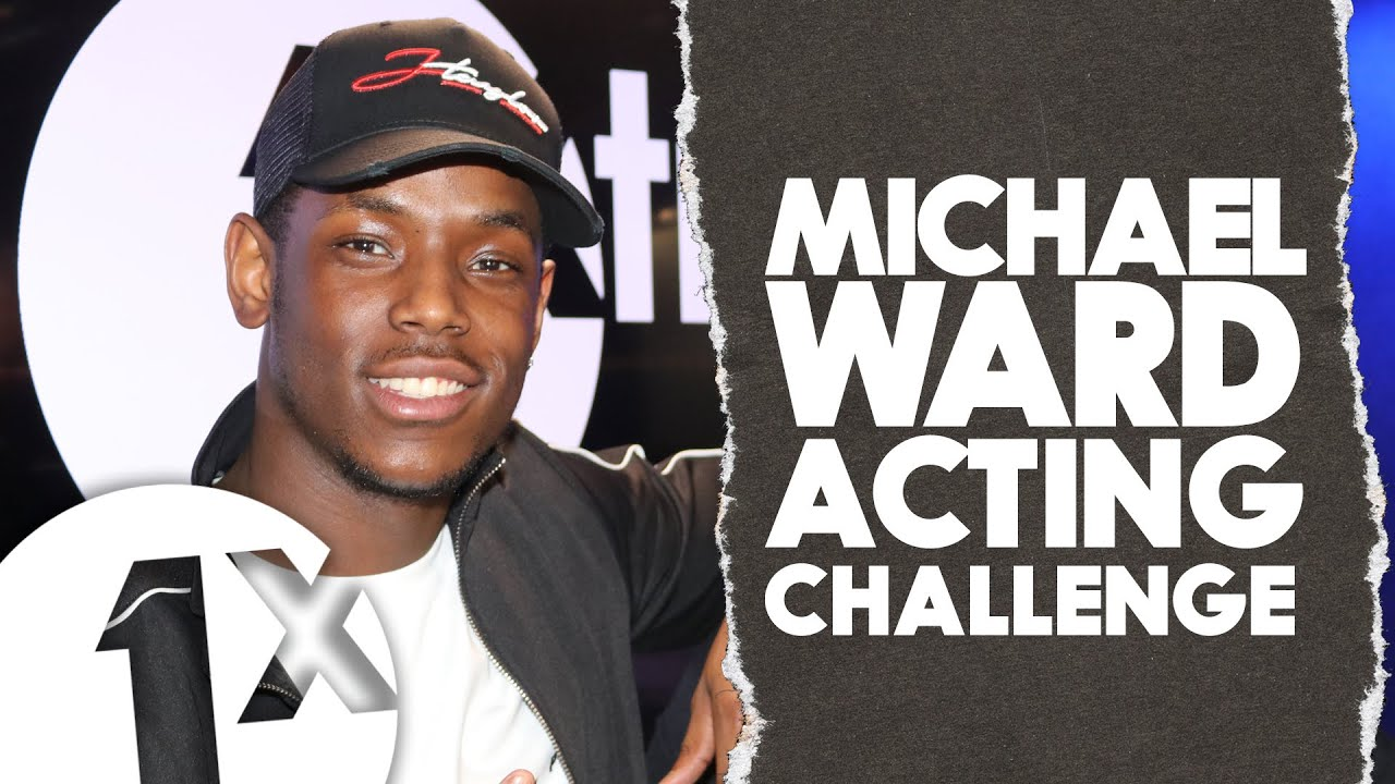 Michael Ward can act in EVERY role