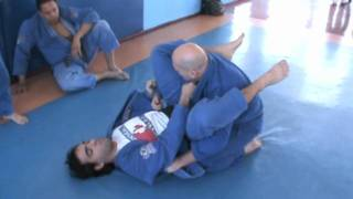 BJJ CLASS -CRUCIFIX  WHEN PASSING THE GUARD  – VAUVENARGUES MARINHO