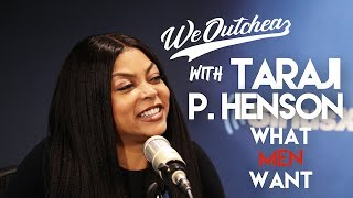 Taraji P Henson talks receiving Star on the Hollywood Walk of Fame, looks back on 20 years of work!