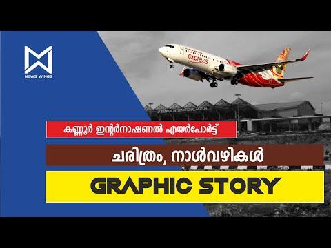 Kannur International Airport | കണ്ണൂർ ഇന്റർനാഷണൽ എയർപോർട്ട്