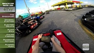 CTW The Speedpark at Concord Mills 10.27.2014