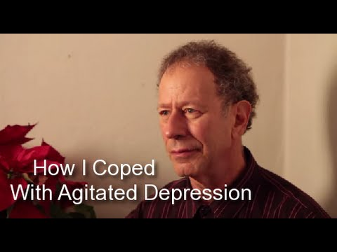 How I Coped With an Agitated Depression - YouTube