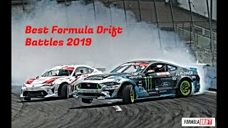 BEST FORMULA DRIFT BATTLES 2019 PART II