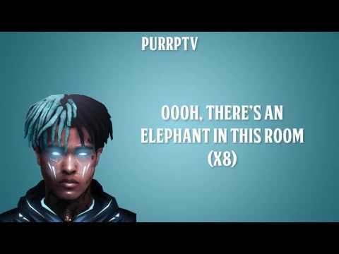 ElephantInTheRoom - XXXTENTACION (LYRICS) W/DOWNLOAD