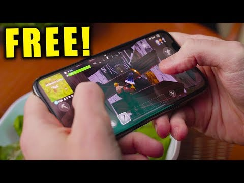 HOW TO GET FORTNITE ON YOUR PHONE! FOR FREE! (Mobile Fortnite Sign Up))