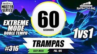 🎤🔥Base de Rap Para Improvisar Con Palabras🔥🎤 | CONTADOR FORMATO FMS (Ejercicio Freestyle) #316