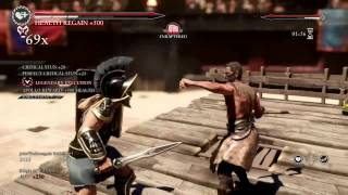 Ryse: Son of Rome: Tier 6 Weapons & Armor