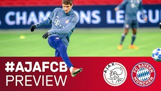 Behind the Scenes: Bayern's journey to Amsterdam | Champions League - Matchday 6