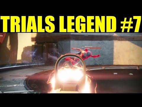 Trials Of The Nine LEGEND Clutches & Highlights Part 7