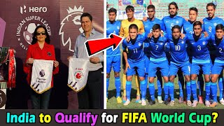 How India can qualify to FIFA World cup with ICELAND Method