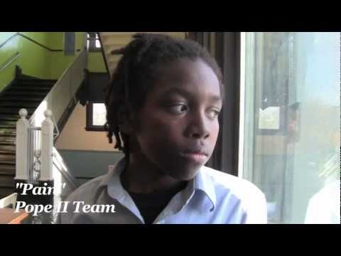 Pain - Pope Middle School Team - America SCORES Chicago