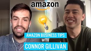Hiring the right people for your Amazon FBA Business | Fireside Chat with Connor Gillivan of FreeeUp