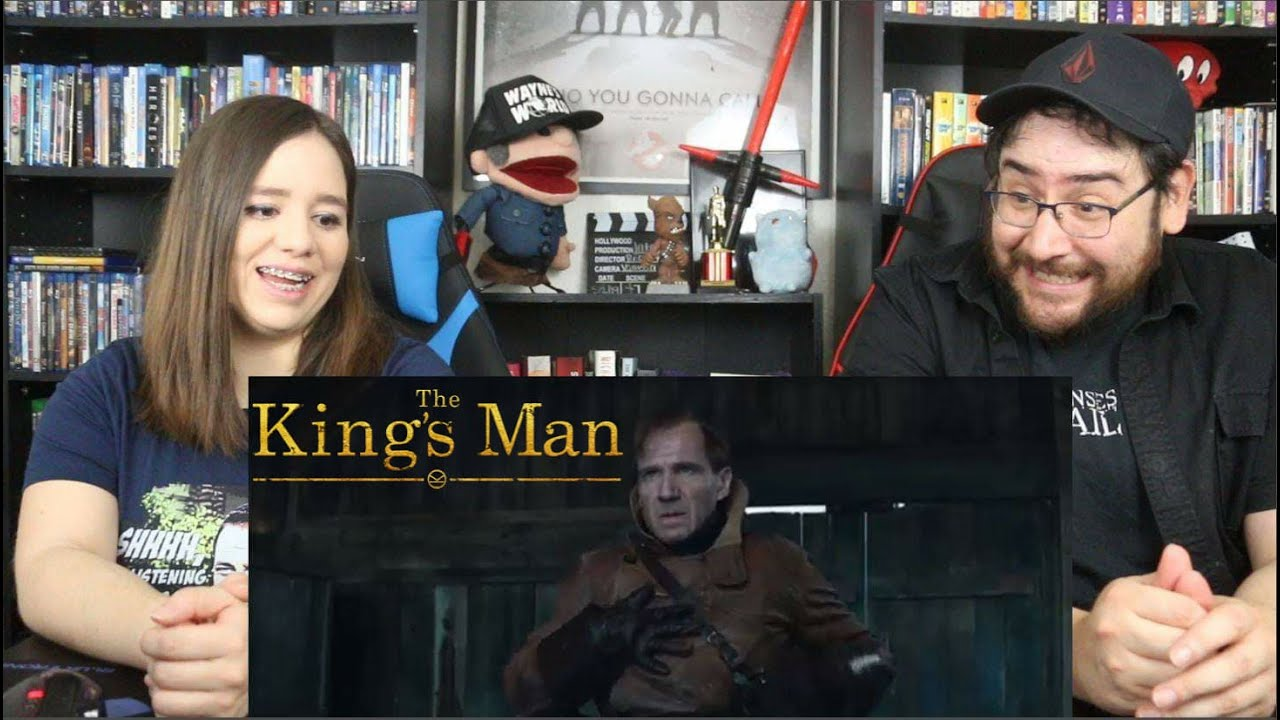 Download The King's Man - Official Trailer 3 Reaction / Review