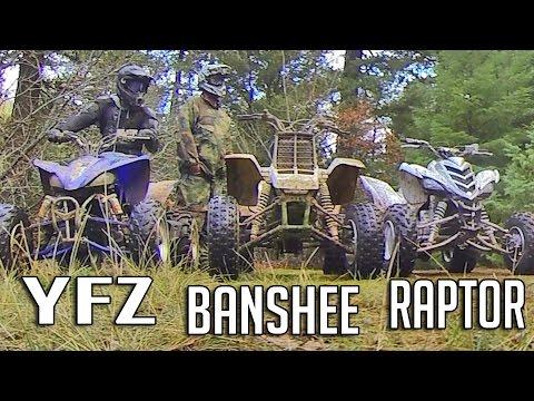 YFZ Raptor Banshee