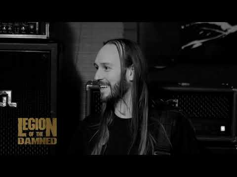 LEGION OF THE DAMNED - Riffing with Twan & Harold (Part I)   Napalm Records