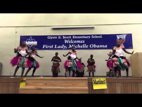 Ugandan Kids Choir visits Slidell schools