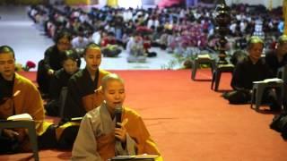 Một ngày tu - khoá tu dành cho sinh viên tại chùa Khai Nguyên