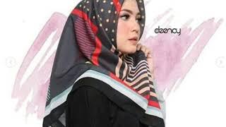 Iklan kerudung segi empat deenay (syaidah.hijab)