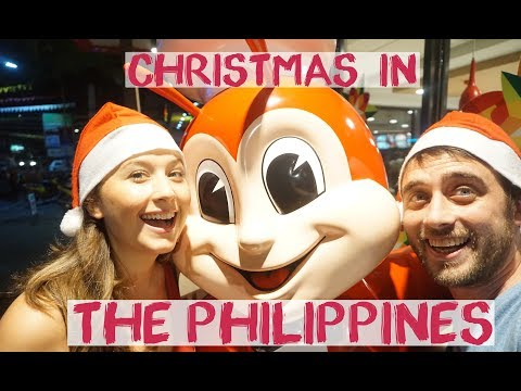 CHRISTMAS IN THE PHILIPPINES! British couple in Puerta Princesa, Palawan!