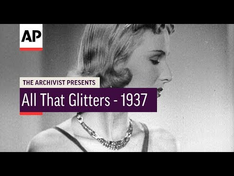 All That Glitters - 1937   The Archivist Presents   #139