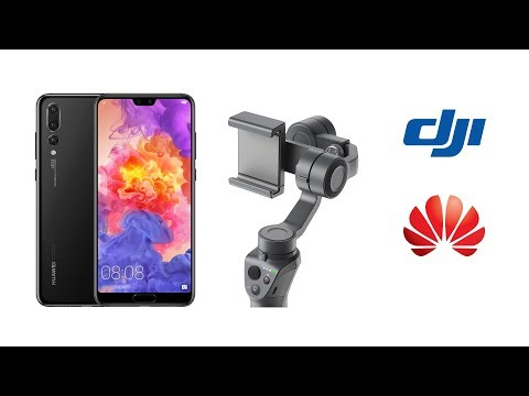 DJI Osmo Mobile 2 | Huawei P20 Pro | Osmo 2 Review | Osmo 2 Test