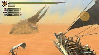 Let's Hunt Monster Hunter 3 Ultimate Partie 17 : La baleine des sables