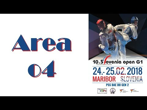 10th Slovenia Open G1 - 2018 - Area 4 - saturday