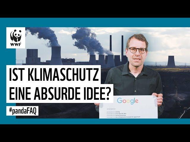 Streiken für Klimaschutz am 20.09. | Klima-Experte kommentiert Google-Fragen | WWF Deutschland