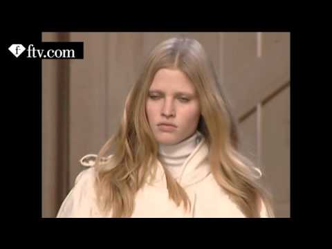 First Face Talks FW 0708 Lara Stone