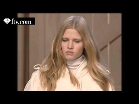 First Face Talks F/W 07-08 Lara Stone