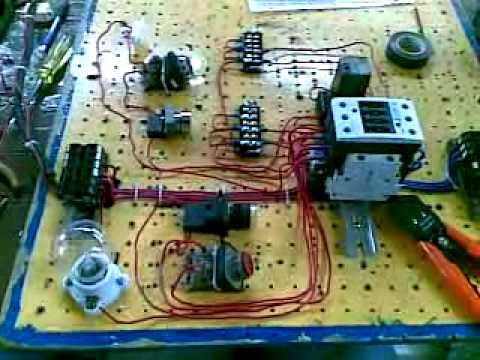 Instalaciones electricas industriales cecati 2 youtube - Instalacion electrica domestica ...