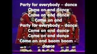 Buranovskiye Babushki karaoke/instrumental Eurovision 2012 - Russia HD/HQ
