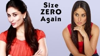 Kareena Kapoor turns SIZE ZERO again