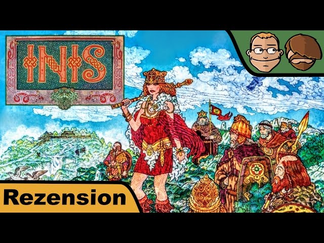 Inis - Brettspiel - Review
