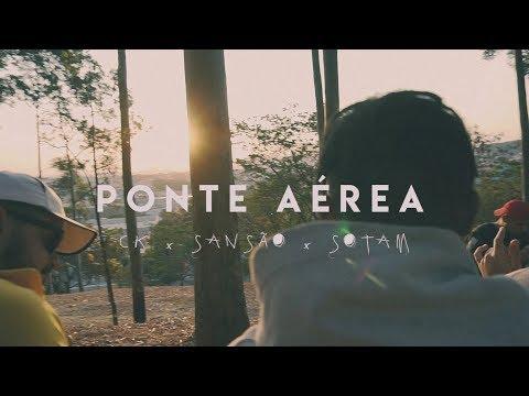 Sotam | Sansão | Ck - Ponte Aérea (Videoclipe Oficial) [Prod. Nikov/Eric.In/Rob]