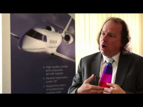 Mark Byrne - Why the Isle of Man Aircraft Registry has been successful