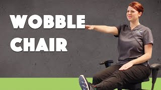 Inside the Office: Why we use the wobble chair