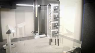 Texas Speed & Performance Engine Machining Facility - Hexagon Coordinate Measuring