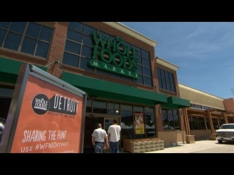 Whole Foods' New Frontier: The Streets of Detroit