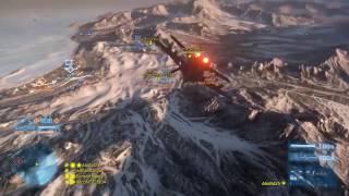 Battlefield 3 | F/A-18E Super Hornet gameplay on Bandar Desert