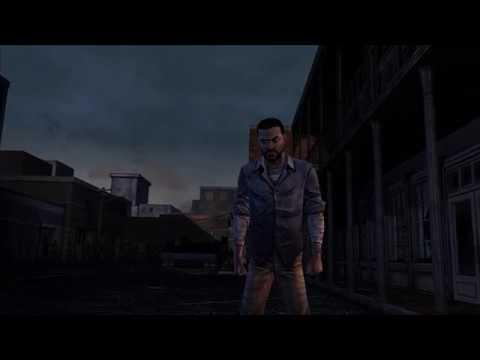 Посмотрите секретную концовку The Walking Dead от Telltale, в которой Ли танцует с зомби и прыгает как Нео из «Матрицы»