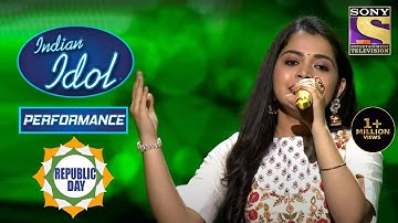'Ae Watan Tere Liye' पे Anushka ने दिया एक बढ़िया Performance!   Indian Idol Season 12