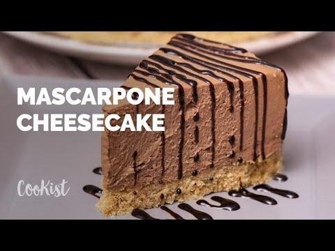 Mascarpone Cheesecake: A No Bake Dessert To Try!