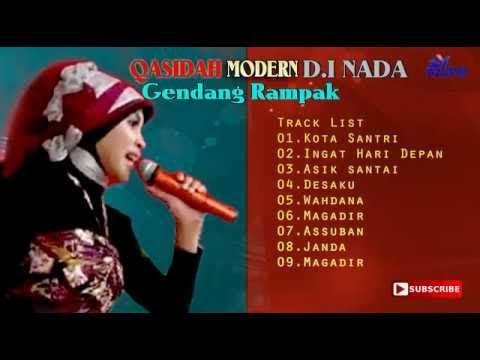 Qasida Modern Gendang Rampak Full Album D I Nada
