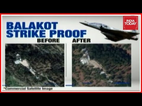 Determining Level Of Damage After IAF Presents Proof Of Balakot Airstrike