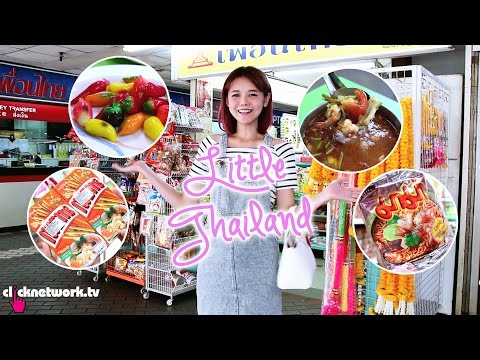 Little Thailand - Budget Barbie: EP78