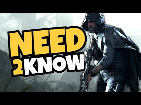 Hunt: Showdown - Everything You NEED TO KNOW!